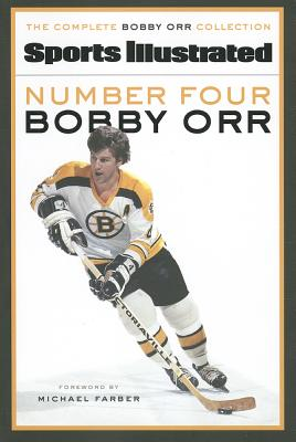 Number Four, Bobby Orr By Sports Illustrated (COR)/ Farber, Michael (FRW)